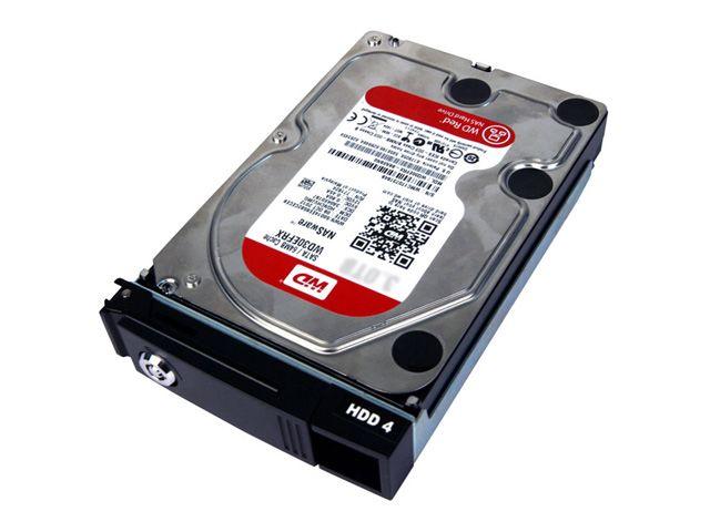 【新品/取寄品】LAN DISK Z専用交換用ハードディスク(WD Red搭載モデル) 6TB HDLZ-OP6.0R