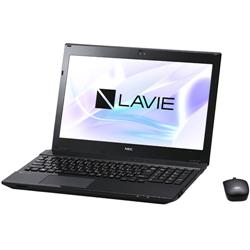 【新品/翌営業日出荷】LAVIE Note Standard NS350/HAB PC-NS350HAB クリスタルブラック