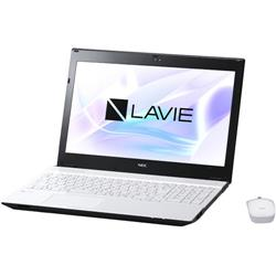 【新品/翌営業日出荷】LAVIE Note Standard NS350/HAW PC-NS350HAW クリスタルホワイト