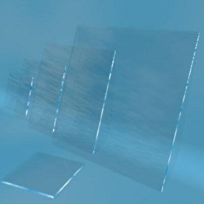 石英ガラス板[寸法指定:対角線の長さ280mm以下、板厚2mm][材質:合成石英][表面仕上げ:研磨仕上げ]