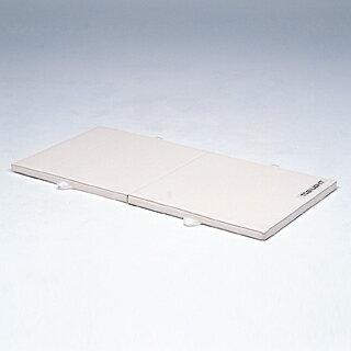 【送料無料】【代引手数料無料】トーエイライト (TOEI LIGHT) 二つ折ノンスリップマット幅120×長さ240×厚さ5.5cm T-1247