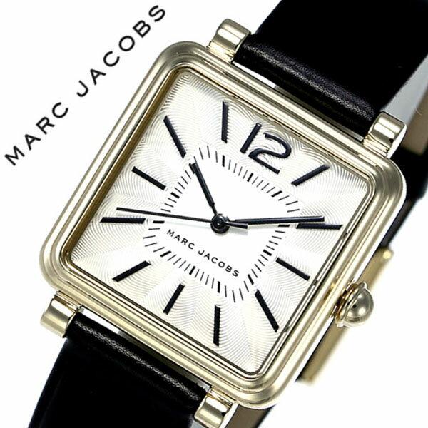 マークジェイコブス 腕時計[MARCJACOBS 時計]マーク ジェイコブス 時計[MARC JACOBS 腕時計]ヴィク VIC レディース/シルバー MJ1437 [人気/流行/ブランド/防水/革/レザー/マークバイマークジェイコブス/MARC BY MARC JACOBS/ギフト/プレゼント/ブラック][送料無料]