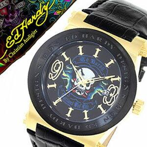 エドハーディ腕時計[EdHardy時計 Ed Hardy 腕時計 エド ハーディ 時計 ]/メンズ時計/AD-GD[送料無料][プレゼント/ギフト/祝い]