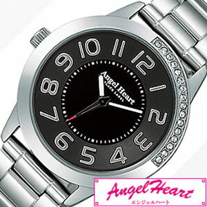 【5年保証対象】エンジェルハート 腕時計 [ AngelHeart 腕時計 ] エンジェル ハート 時計 [ Angel Heart 時計 ] エンジェルハート腕時計 レディース時計/レディース/BK37SBK [ブラックレーベル/BlackLabel][送料無料][プレゼント/ギフト/新作]