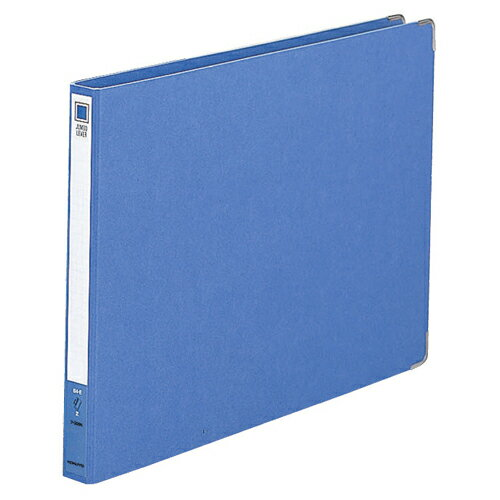 【お取寄せ品】 コクヨ ジャンボレバーファイル(Z式) B4ヨコ 150枚収容 背幅29mm 青 フ-399NB 1セット(20冊) 【送料無料】