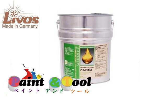 リボス自然健康塗料 アルドボス No.266 ARDOVOS 10L クリアー【LIVOS】
