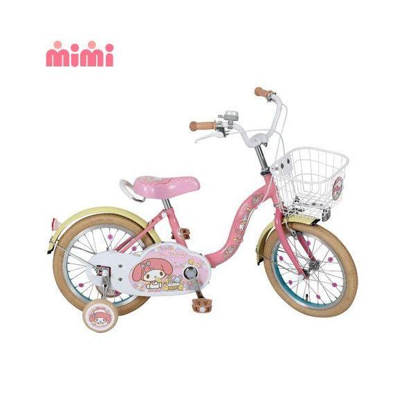 エム・アンド・エム マイメロディ 16インチ 子供自転車 【組立、整備済み】【関東から四国送料無料】