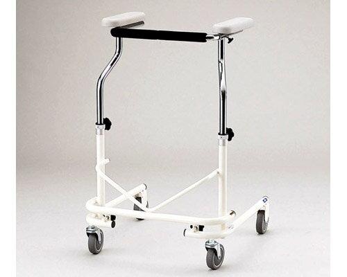 歩行器 介護 折りたたみ式歩行器 NW-21A(後輪固定) 日進医療器 送料無料】【歩行器】【介護】【歩行車】【歩行補助】【歩行補助車】【介護用品】【smtb-kd】【RCP】