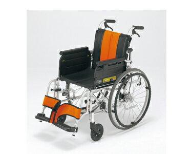 横乗り車椅子 ラクーネ2 KY-360 (KY-350の後継機種です) いうら 【smtb-kd】【RCP】【介護用品】【車いす 車イス】【歩行補助】