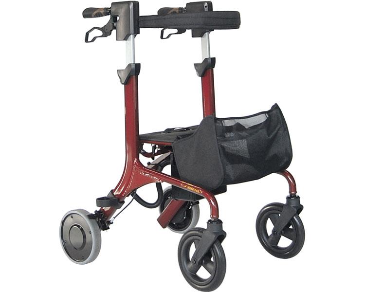 アシスト機能付き歩行車Flatia(フラティア) KWF-A 【カワムラサイクル】【RCP】【SMTB-KD】【送料無料】【手押し車 歩行車 介護用品】