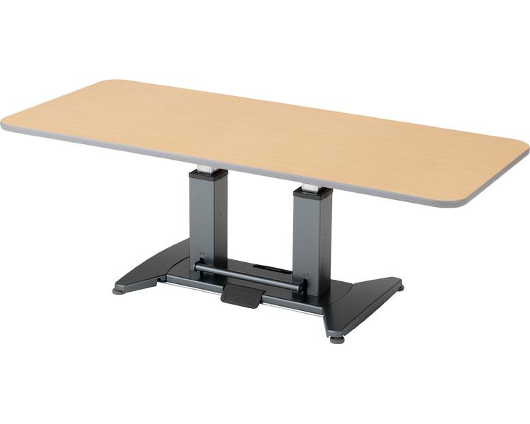 折りたたみ昇降テーブル/TLX 6~8人用 奥行90cm ピジョンタヒラ 【RCP】