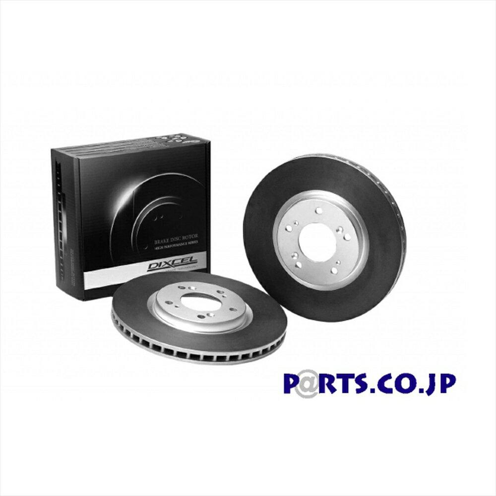 【送料無料】【DIXCEL】ポイント5倍【ディクセル】 メルセデス・ベンツ CLSクラス フロント ブレーキディスクローター HDタイプ 05/02~06/08 メルセデスベンツ W219 CLS500 (219375)HD1114917