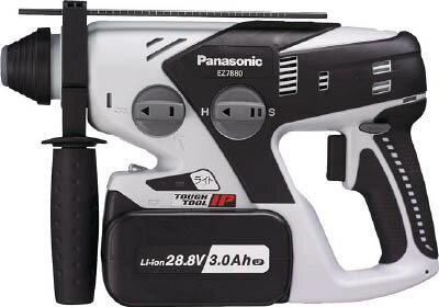 Panasonic 28.8V充電ハンマードリル