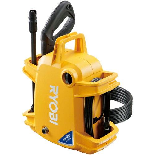 【送料無料】RYOBI(リョービ) AJP-1210 高圧洗浄機 1台 メーカー品番:AJP-1210