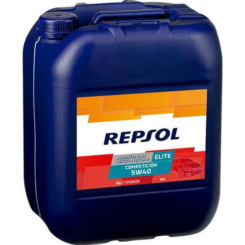【送料無料】REPSOL コンペティション 20L REPSOL 007143 1本