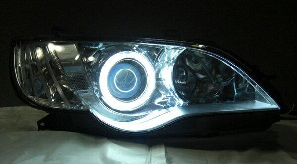 海外セレブ愛用 【BP レガシィ ツーリングワゴン | ヒッポスリーク】LEGACY BP-5 後期 D-F型 CCFL ブライトリング シングルブライトリング加工