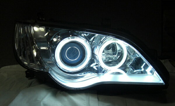 今月人気No.1 【BL レガシィ セダン B4 | ヒッポスリーク】LEGACY BL 後期 D-F型 CCFL ブライトリング Wブライトリング加工