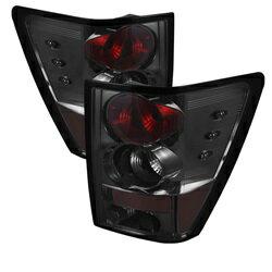 【スパイダー (ライト)】( Spyder ) Jeep Grand Cherokee 05-06 ユーロスタイル テールライト - スモーク