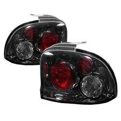 【スパイダー (ライト)】( Spyder ) Dodge Neon 95-99 ユーロスタイル テールライト - スモーク