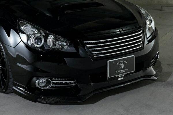 �BR レガシィ ツーリングワゴン | ロエン / トミーカイラ】レガシィ ツーリングワゴン (D型) BR系 フロントス�イラー FRP+CARBON製 未塗装�