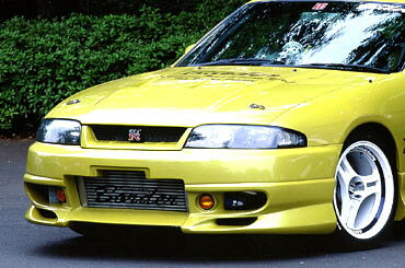�R33 GT-R | ボーダー】BCNR33 フロント�ンパー
