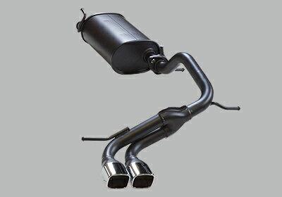 低価格 【エッチケーエス】マフラー / クールスタイル スクエア Cool Style SQUARE 31028-AS005 マツダ フレアカスタムスタイル 12/10- MJ34S R06A(TURBO)