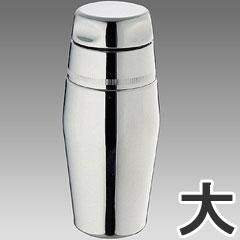 和田助 カクテルシェーカー 大 2730-0400(割引サービス不可、寄せ品キャンセル返品不可)10P03Dec16