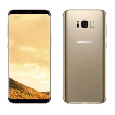 SIMフリー 未使用 Samsung Galaxy S8 Plus Dual-SIM SM-G955FD【64GB Maple Gold海外版 SIMフリー】【当社6ヶ月保証】 スマホ 中古 本体 送料無料【中古】 【 中古スマホとタブレット販売のイオシス 】
