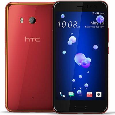 SIMフリー 未使用 HTC U11 Dual-SIM [Solar Red 128GB 海外版 SIMフリー]�当社6ヶ月�証】 スマホ 中� 本体 �料無料�中�】 � 中�スマホ�タブレット販売�イオシス 】