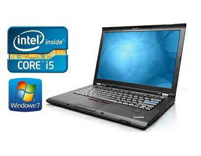 【中古】良品Lenovo ThinkPadT430(2344CSJ)Corei5 3320M-2.60GHz/4GB(HDD-320GB)Windows7-Pro32bit無線LAN内蔵[配送無料]