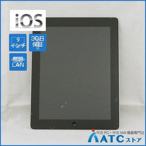【中古】Apple/iPad(第4世代)/MD510J/A/Apple A6X/16GB/9.7インチ/iOS10.3.3【優】