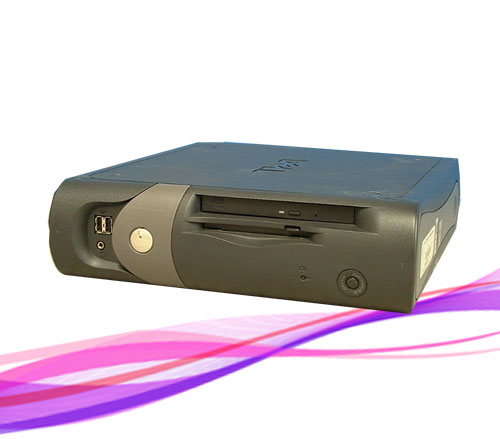 中古パソコン DELL Optiplex GX150SF /Pentium3 800MHz /Windows2000 Pro /デスクトップパソコン/R-2k-109/中古