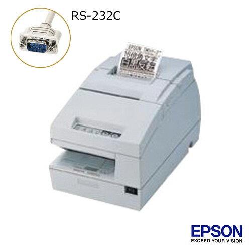 EPSON レシート/スリッププリンタ (RS-232Cタイプ) TM-H6000iii【送料無料・代引手数料無料】♪