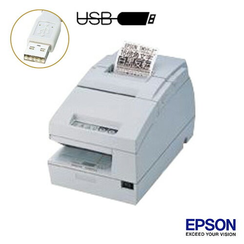 EPSON レシート/スリッププリンタ (USBタイプ) TM-H6000iii【送料無料・代引手数料無料】♪