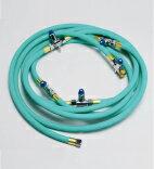 【株式会社オーミヤ】 クールビームS500付属品  ホース(青) 野外冷房 エコモード S504