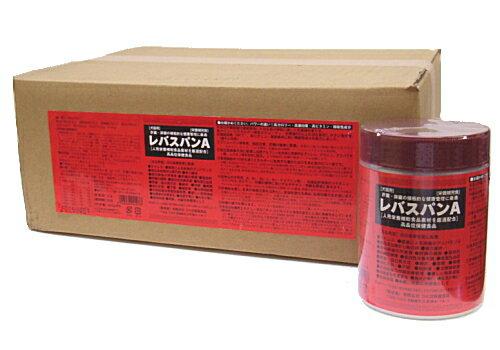 【送料無料★】肝臓、膵臓の健康管理に!レバスパンA 300g×12個(ケース売り)