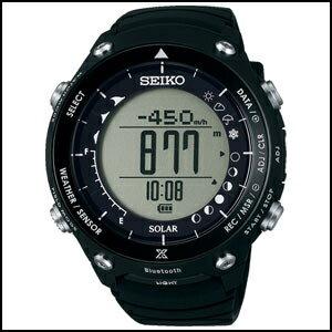 【アクティビティ特集】 SEIKO セイコー プロスペックス ランドトレーサー Bluetooth通信機能 ソーラー 時計 メンズ レディース 腕時計 SBEM003