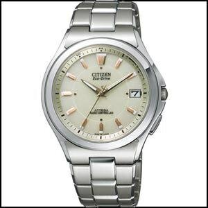 CITIZEN シチズン アテッサ ソーラー 電波 時計 メンズ 腕時計 ATD53-2843