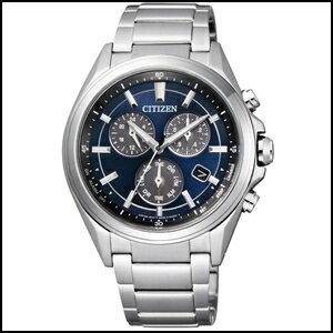 CITIZEN シチズン アテッサ ソーラー 時計 メンズ 腕時計 BL5530-57L