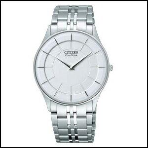 新品 即日発送 CITIZEN シチズン ステレット ソーラー 時計 メンズ 腕時計 AR3010-65A
