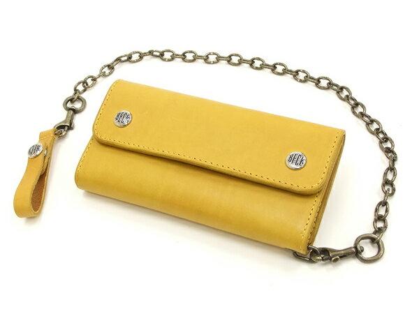 トイズマッコイ BECK チェーンウォレット TMA1409 TOYS McCOY メンズ 財布 #060マスタード 新品