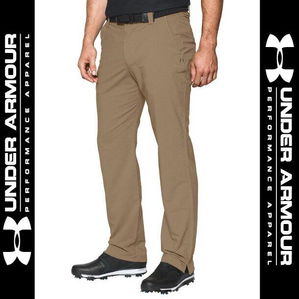 マッチプレイストレートパンツ(ゴルフ/ロングパンツ/MEN)[1248089]【UNDER ARMOUR】アンダーアーマーメンズ ボトムス パンツ【AR】*00