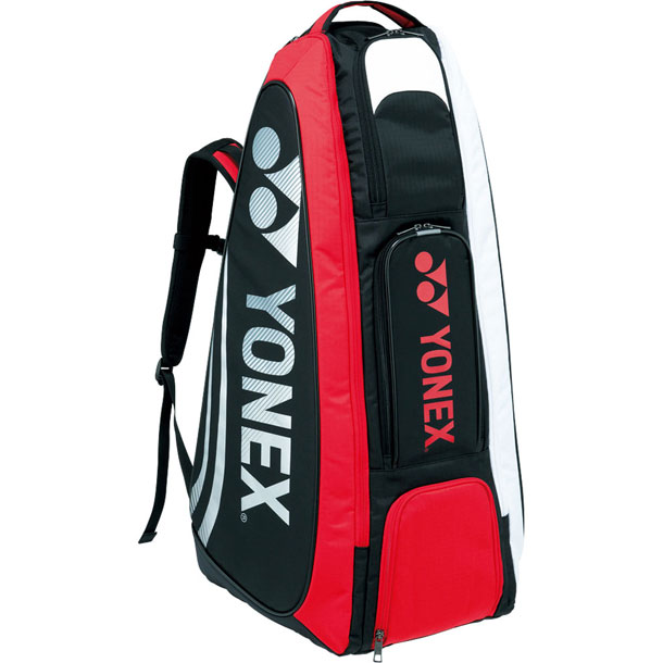スタンドバッグ(リュック付キ、テニス2本用)【Yonex】ヨネックステニスラケットバッグ(BAG1619-187)*20