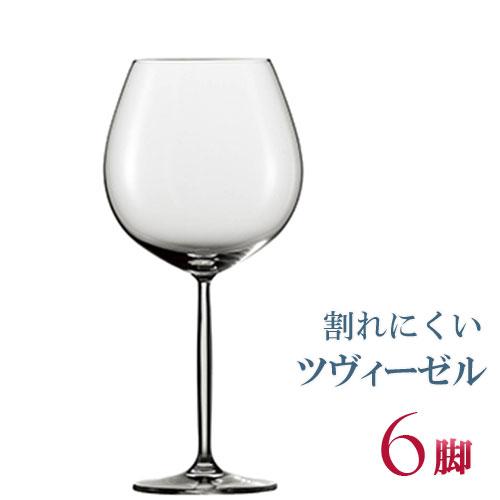 【送料無料】正規品 SCHOTT ZWIESEL DIVA ショット・ツヴィーゼル ディーヴァ 『ブルゴーニュ L 6脚セット』ワイングラス/セット/赤/白/白ワイン用/赤ワイン用/割れにくい/ギフト/種類/ドイツ/海外ブランド 父の日