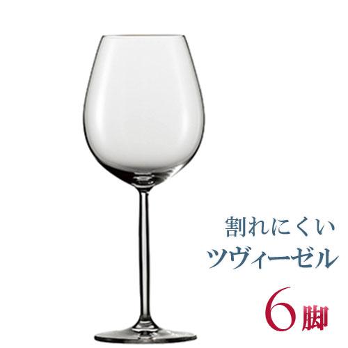 【送料無料】正規品 SCHOTT ZWIESEL DIVA ショット・ツヴィーゼル ディーヴァ 『ウォーター/ワイン 6脚セット』ワイングラス/セット/赤/白/白ワイン用/赤ワイン用/割れにくい/ギフト/種類/ドイツ/海外ブランド 父の日