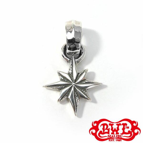 【BWL】Bill Wall Leather ビルウォールレザー【送料無料】【あす楽】/HIDE STAR  ヒデスターペンダント/シルバー