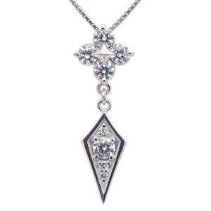 【送料無料】メンズ・ネックレス・4月誕生石・ダイヤモンド・10金・ペンダント【RCP】10P06Aug16