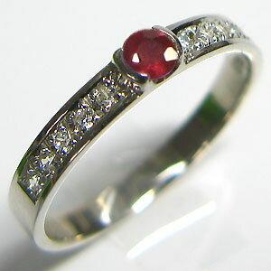 【送料無料】結婚指輪・ルビー・リング・マリッジリング・k10【RCP】10P06Aug16