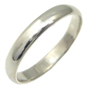 【送料無料】結婚指輪・シンプル・K18・甲丸・リング・マリッジリング【RCP】10P06Aug16