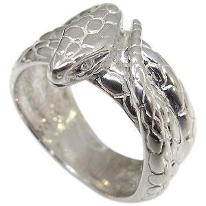 スネーク・メンズリング・ダイヤモンド・ヘビ・蛇・指輪【RCP】10P06Aug16